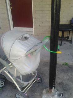 How To Keep Your Baby Safe - Nobody Can Steal My Baby - Baby Stroller Lock Fail  ---- best hilarious jokes funny pictures walmart humor fail