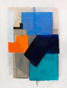 São Mamede - Galeria de Arte  Manuel Salinas Sem Título 160) 7 Óleo x Tela 116 cm x 89 cm