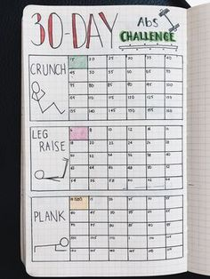 One quick announcement that I want to make is that I am currently working on making the perfect Bullet Journal notebooks for you guys, so if you're interested in buying one for yourself you c… #fitness_tracker_stay_motivated