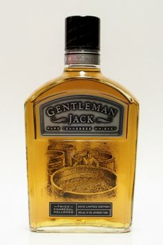 jack daniels bottles | Gentleman Jack Commemorative - Jack Daniel's Bottle Collecting