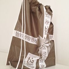 sacca mare | plastic sailor bag | packaging specialist - unconventional #packaging solutions