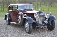 Rolls-Royce Phantom Phantom II Continental 1933 for sale - PreWarCar