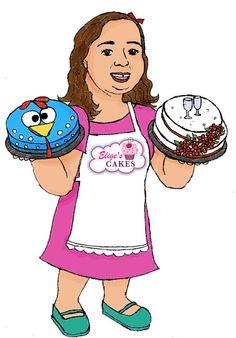 #caricature #drawing Caricatura para logomarca contato: amandabas18@gmail.com