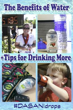 Discover the health benefits of drinking H20 and tips to drinking more on the run with DASANI and TARGET CARTWHEEL  #Ad #DASANIdrops #Health #TargetCartwheel