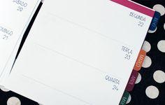 """Planner 2016 para """"Download"""" Gratuito em Português"""