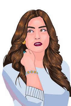 Femail portrait design Design Fields, Disney Characters, Fictional Characters, Graphic Design, Cartoon, Portrait, Drawings, Pictures, Engineer Cartoon