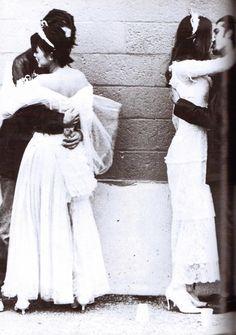 """""""Prom Queen"""" by Ellen von Unwerth for Vogue Italia August 1994 Ellen Von Unwerth, Prom Queens, Be My Baby, Vogue, My Style, Engagement, Italia, En Vogue"""