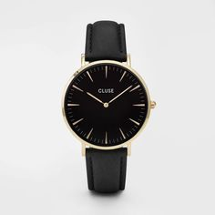 La Bohéme Gold Black/Black CL18401