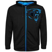 365-Day No Hassle Returns! Celebrate your Carolina Panthers fandom with this Coverage Sack Hoodie from Majestic! If youre looking for a new and trendy way to represent your Carolina Panthers look no further. This hoodie is the perfect addition to your wardrobe: with a drawstring hood for a comfortable fit and quality heat-sealed Carolina Panthers graphics! Shop for your favorite NFL gear at Fanatics.com