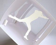ldhenson - Inception paper sculpture.