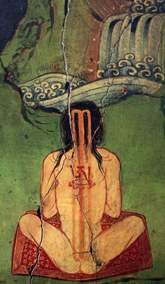 tummo...mastery of the inner fire in ancient yoga...Six Yogas of Naropa...Tibetan Buddhism / Embodied <3