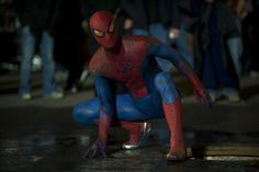 Still of Andrew Garfield in The Amazing Spider-Man