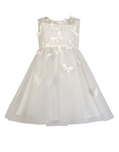 For perfect party dresses, elegant eveningwear and stylish occasion pieces, explore our new range. Let our women's and children's collections inspire you. Baby Girl Dresses, Cute Dresses, Girl Outfits, Flower Girl Dresses, Flower Girls, Butterfly Wedding, Butterfly Dress, Christening Outfit, Free Clothes