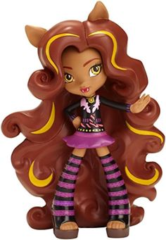 Monster High Vinyl Collection Clawdeen Wolf Figure Toys Childern Toddlers New #MonsterHigh