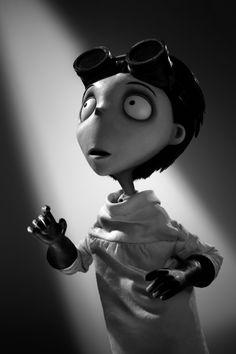"""Victor Frankenstein - from """"Frankenweenie"""" © Tim Burton"""