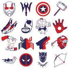 Image result for Marvel Minimalist