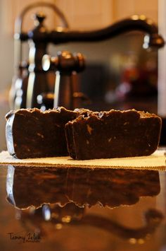 Kitchen Coffee Spice Bar Soap