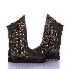 Cheap UGG Jimmy Choo Boots - Metallic Chocolate - 5838, UGG Jimmy Choo Sale UGG Boots outlet