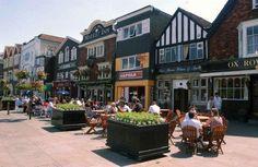 Salisbury, England--a quaint beauty