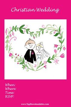 Celtic Wedding Flyer  Diy Free Wedding Printable Templates