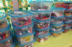 Classroom Organization: Compulsively Creative Tips