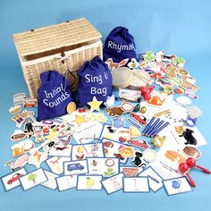 This bumper collection of resources has been specifically developed in line with Phase 1 of Letters and Sounds. Providing resources to compliment some of the activities mentioned in each aspect, the set includes: Preschool Literacy, Phonics Activities, Early Literacy, Kindergarten, Phase 1 Phonics, Early Years Teaching, Synthetic Phonics, Letter Games, Phonics Words