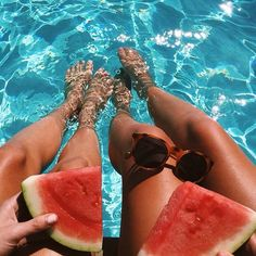 Summer, watermelon, and pool image Photo Summer, Summer Photos, Cute Summer Pictures, Summer Goals, Summer Fun, Summer Things, Enjoy Summer, Summer Baby, Summer Feeling