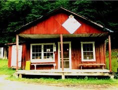 Doty Creek, Letcher County KY I remember as a child going by this store when we went for a walk