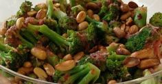 Brokoli salatası,Akdeniz soslu brokoli salatası,değişik salatalar,diet salata tarifleri,brokoli Sprouts, Green Beans, Broccoli, Salad Recipes, Pasta, Beef, Vegetables, Kitchen, Food
