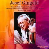 Josef Gingold [CD]