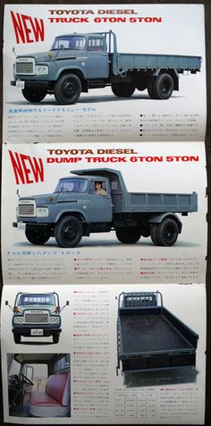 Toyota Diesel 5 to 6 tons
