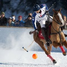 St. Moritz Polo...saw my first polo match here...on snow...nostalgic!