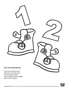 Buckle MY Shoe Clip Art Download 1000 clip arts Page 3