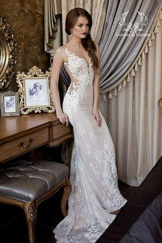 Sexy Brautkleid Hochzeitskleid Brautkleider von DressesLioness