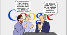 In this comic, Nitrozac and Snaggy of 'The Joy of Tech' guess what tech CEOs, including Facebook's Mark Zuckerberg and Amazon's Jeff Bezos, pray for.