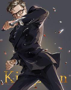 Kingsman by JaneMere.deviantart.com on @DeviantArt