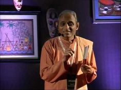 TEDx - Swami Smarananda Giri - Being Actively Calm and Calmy Active