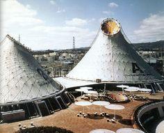 Expo 1970 (Osaka): Automobile Pavilion-TensiNet