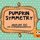 This fun idea is a great way to introduce or review symmetry with your kiddos.  Using silly pumpkin faces, students have to find the partner that h...