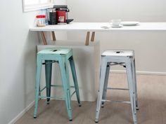 Mocka Vintage Stool - Large | Barstools & Living Furniture | Mocka