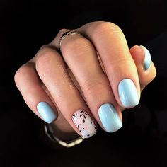 Beautiful Manicure Nails For Short Nails Design Ideas -Square & Almond Nail. Beautiful Manicure Nails For Short Nails Design Ideas -Square & Almond Nails - - - nails ideas short Square Nail Designs, Diy Nail Designs, Short Nail Designs, Acrylic Nail Designs, Nail Designs Floral, Pretty Nail Designs, Simple Nail Designs, Gel Manicure Designs, Popular Nail Designs