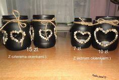 romantyczne świeczki z serduszkami:) ceny do uzg.