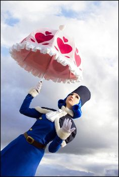 Fairy Tail: Juvia awesome cosplay...well done