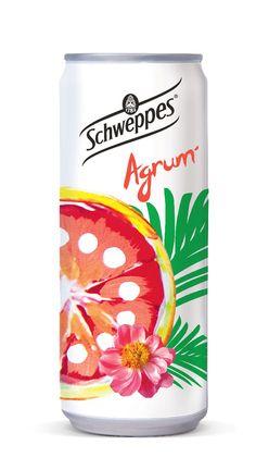 Schweppes I Nicolas Baral - packaging - Getränke Pouch Packaging, Beverage Packaging, Food Packaging, Graphic Design Branding, Label Design, Orange Juice Brands, Clear Fruit, Juice Branding, Drink Labels