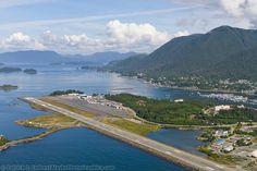 Sitka - Rocky Gutierrez Municipal (PASI) Alaska.