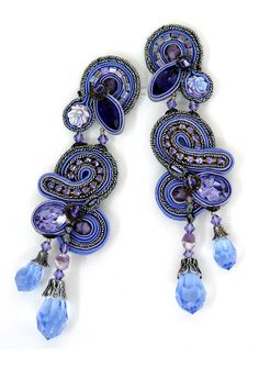 earrings : Aurora by Dori Csengeri