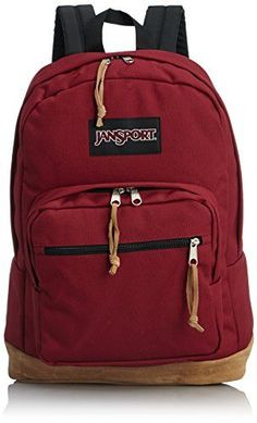 d12e5fe6a893 Jansport Right Pack Backpack Viking Red undefined undefined
