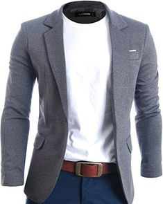 20 more sport jacket men outfits - sportjacke herren outfits sport jacket men outfits - outfits men Boyfriend - outfits men Sweater - outfits men Club Gray Blazer Men, Blazer Outfits Casual, Sweater Outfits, Men Sweater, Blazers For Men Casual, Casual Suit Jacket, Jacket Men, Suit Vest, Mens Casual Jackets