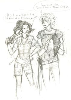 Percabeth gender bend...omg I think I would lose it if Annabeth was a guy I think I might like her more then Percy imagine the things he would say it would be like having a second Jace Herondale