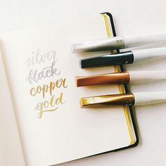 Gold, Copper, Silver, Wink of Luna!